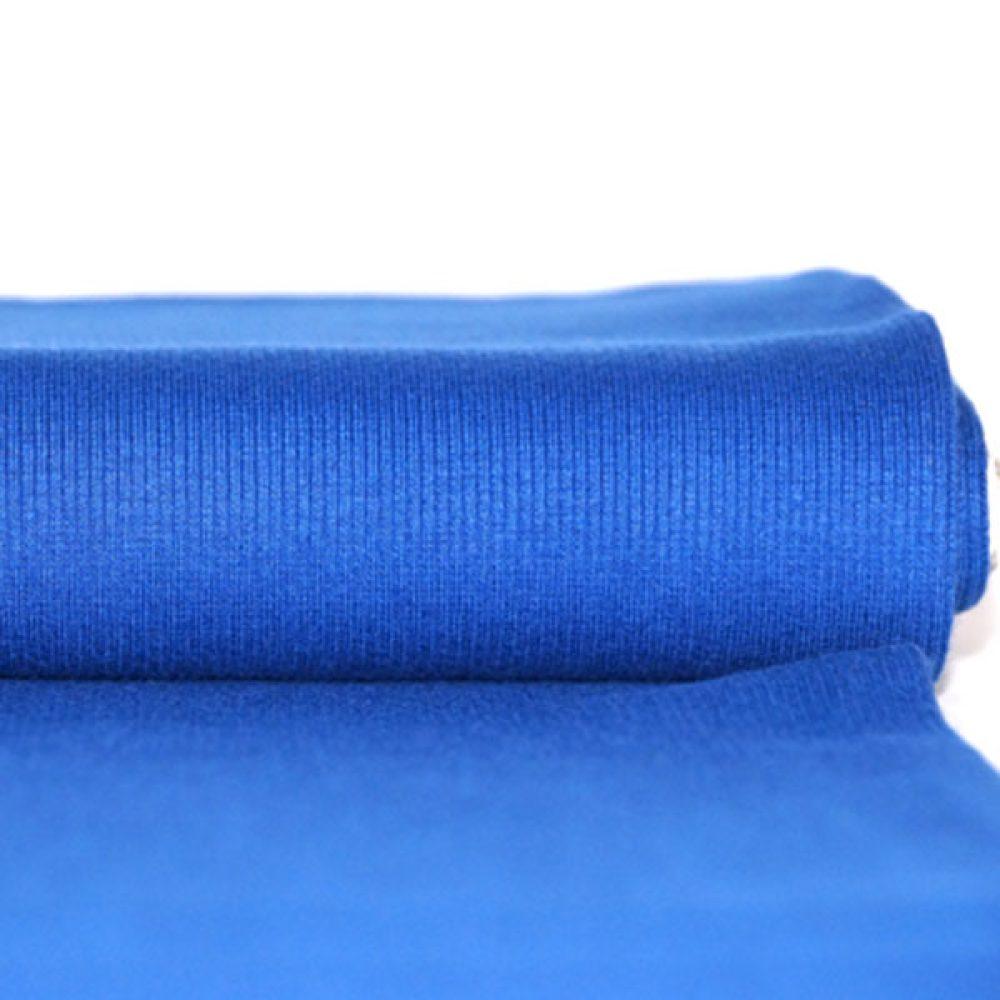 Bundstrick Blau