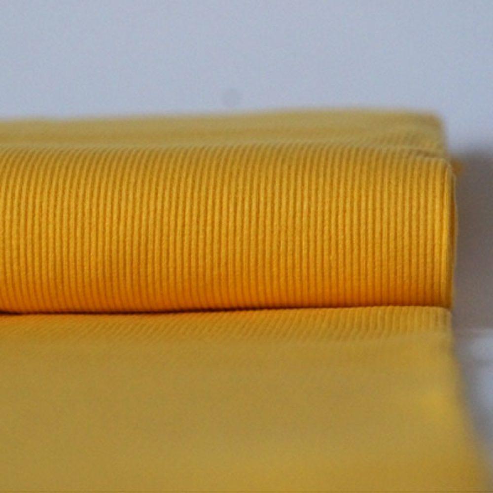 Bundstrick Gelb