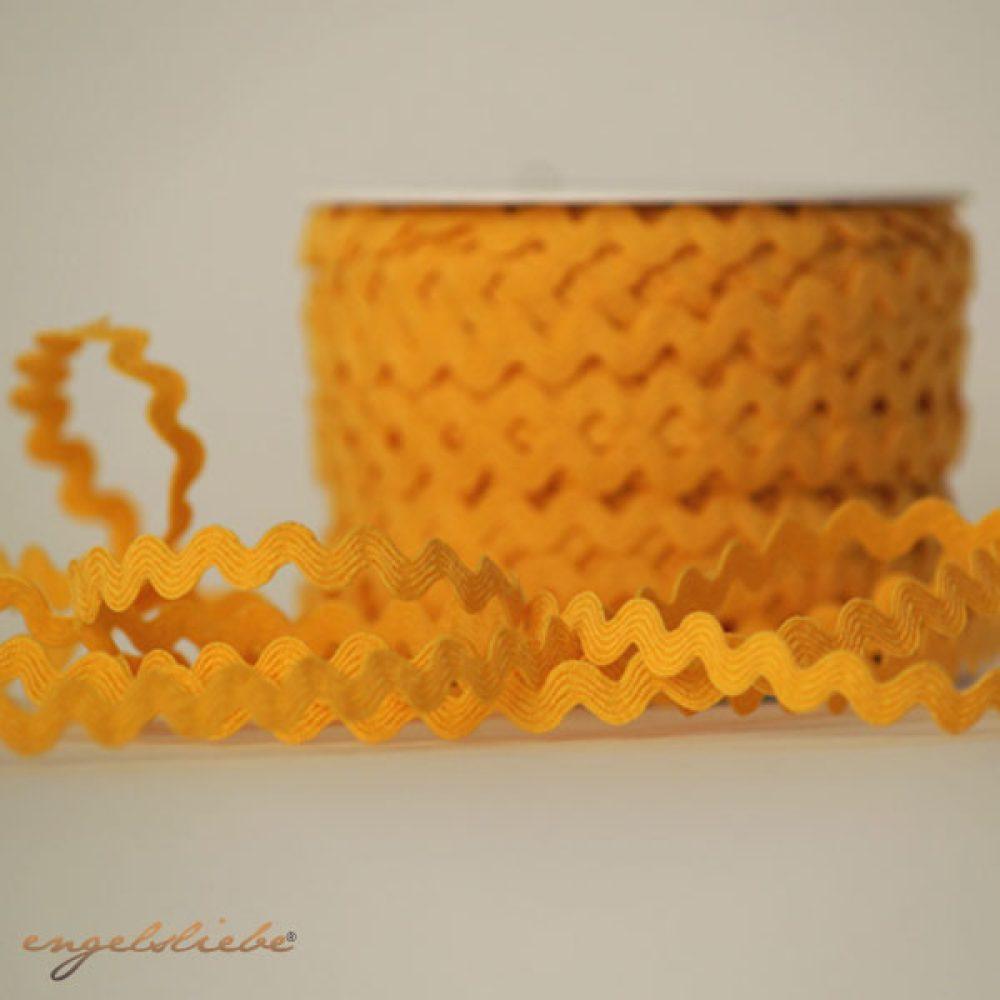 Zackenlitze Gelb