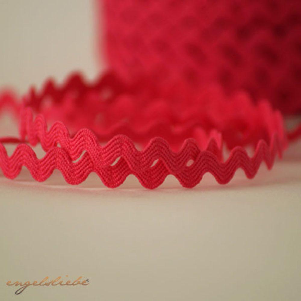 Zackenlitze Pink