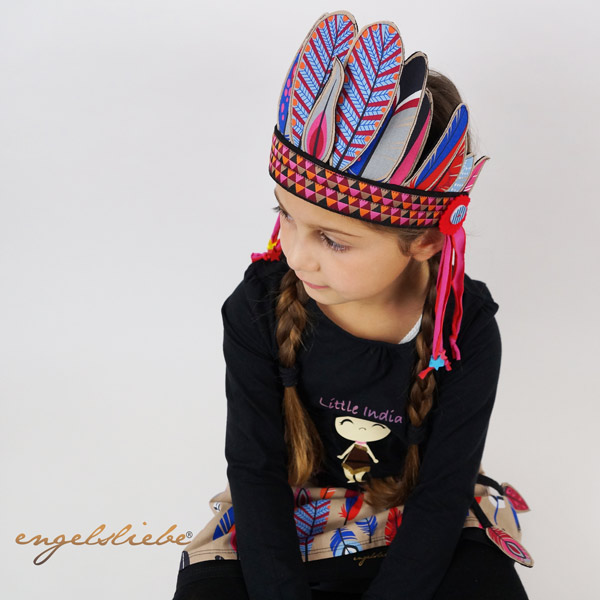 Indianer Rock Fly Feather