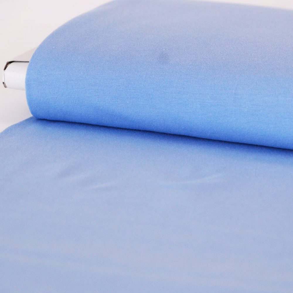 Lillestoff Bio-Jersey blau