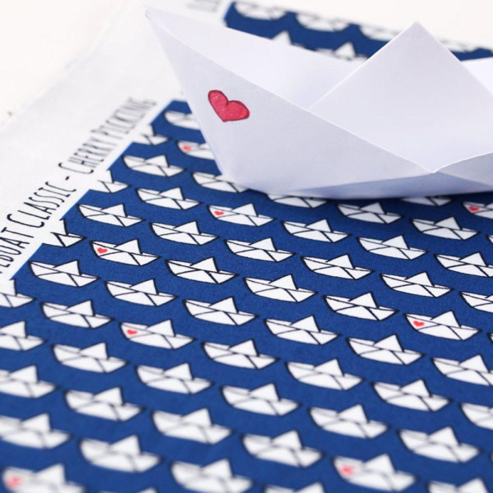 Love boat Classic blau