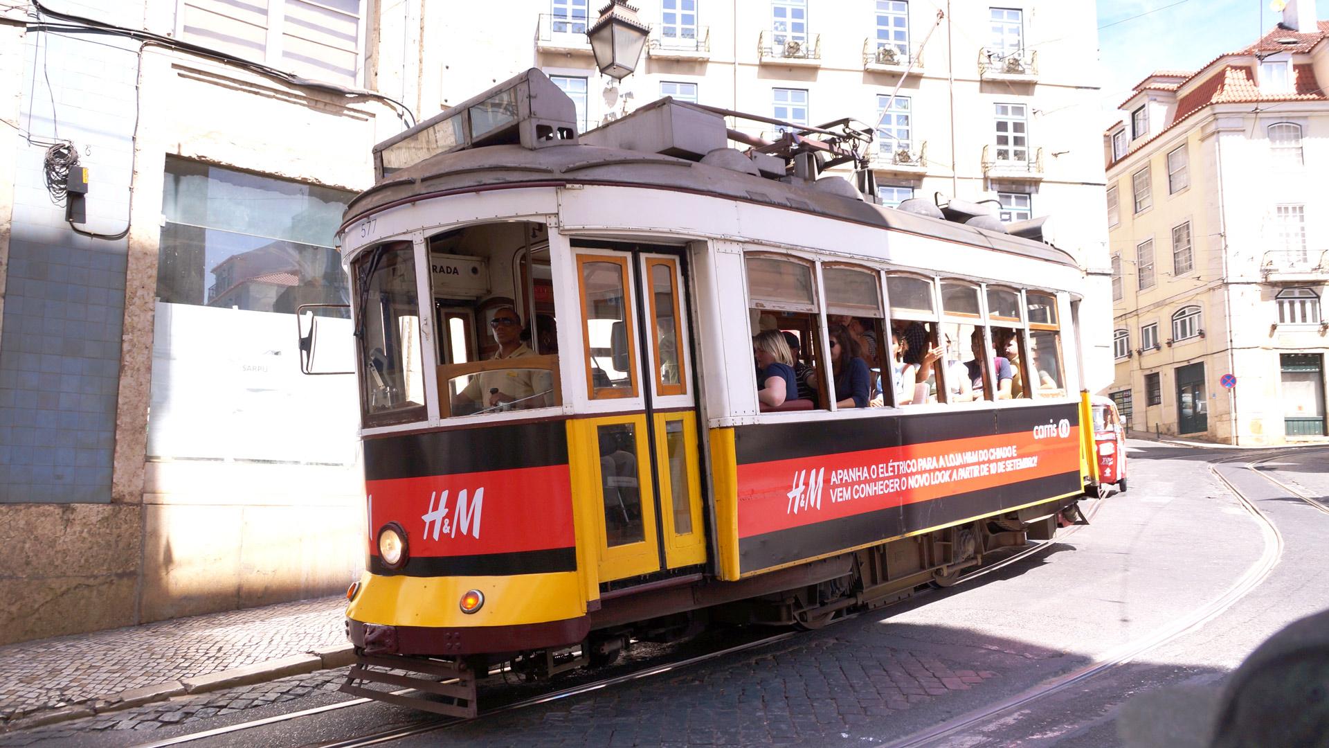 Electrico Lissabon