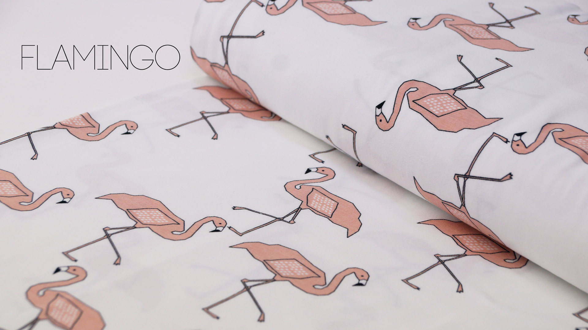 Elvelyckan Design Flamingo