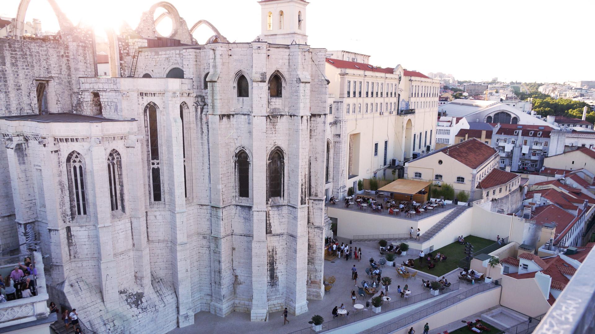 Topo Bar Lissabon - Bairo Alto