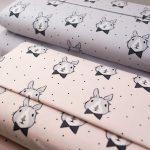 Bunny Bow & Dots