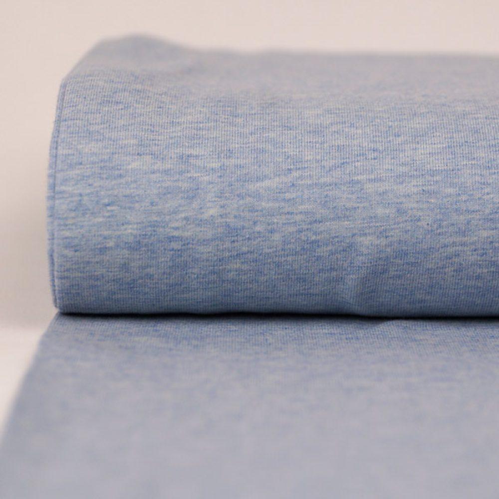 Jersey Meliert hellblau