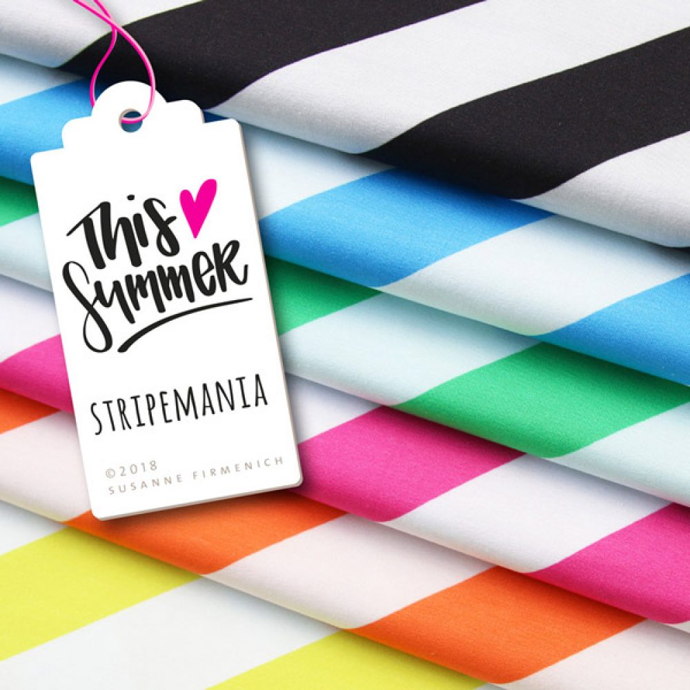 This Summer Stripemania