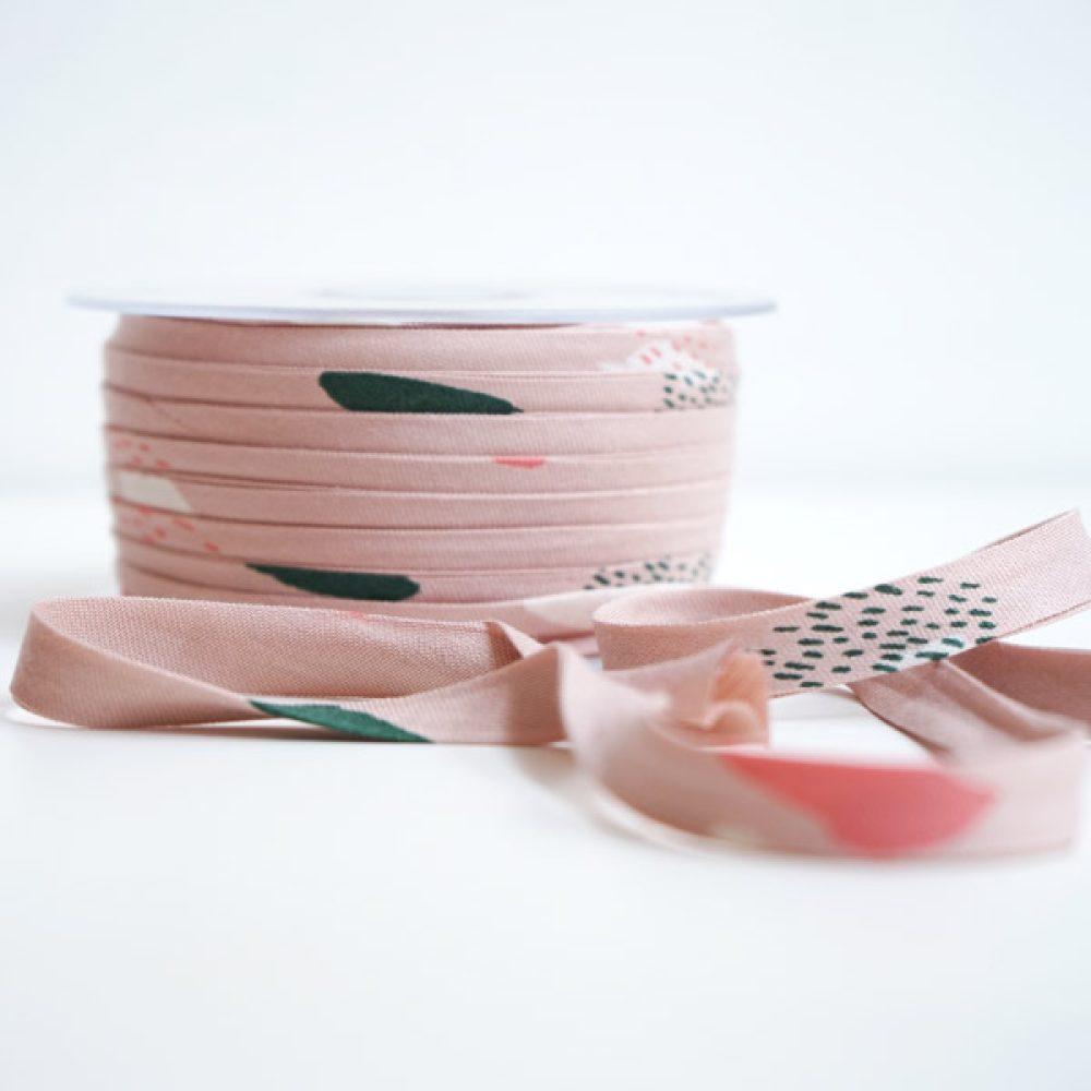 Moonstone Schrägband pink