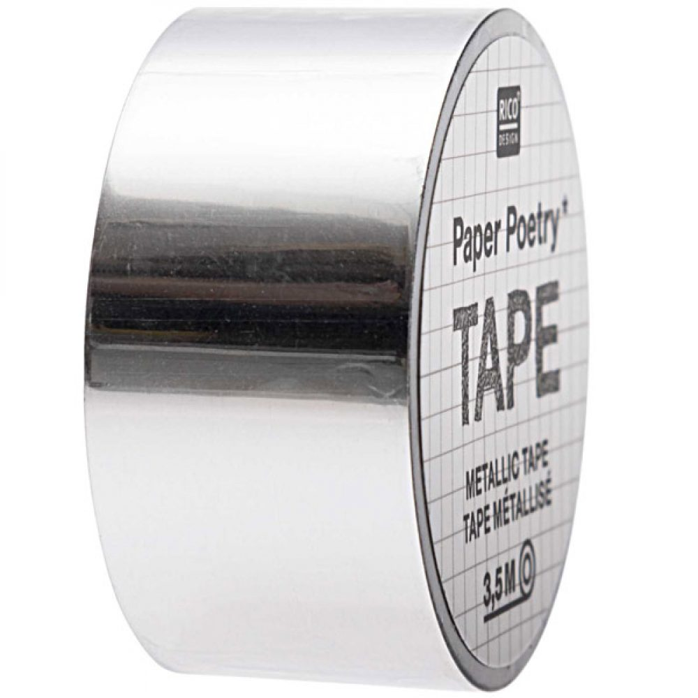 Mirror Metallic Tape