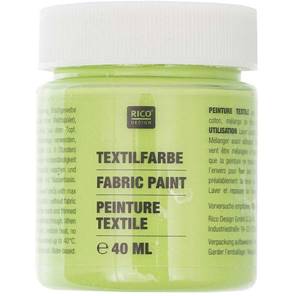 Textilfarbe grün