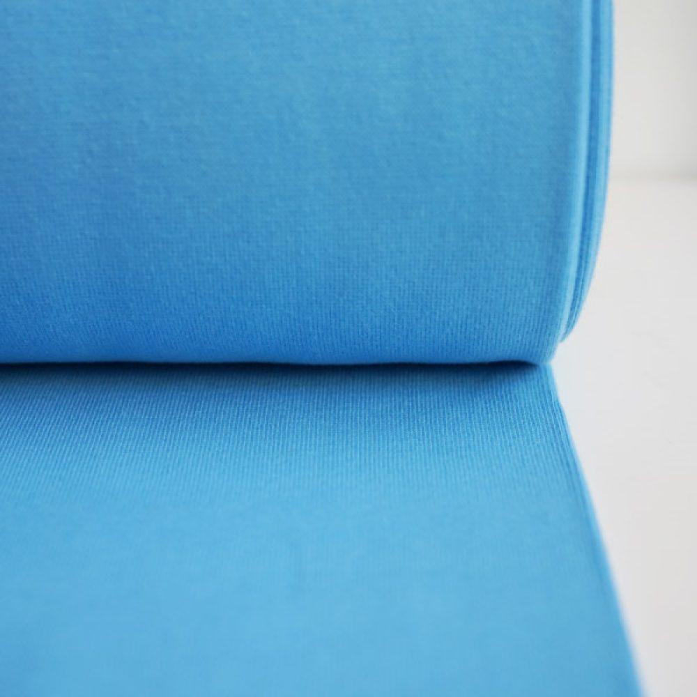 Uni Bündchen hellblau