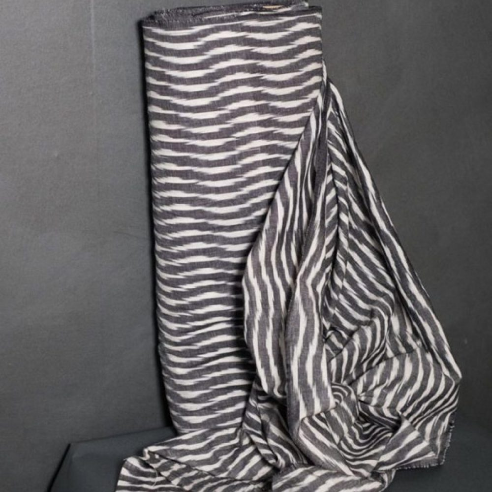 Up and Over Indian Ikat