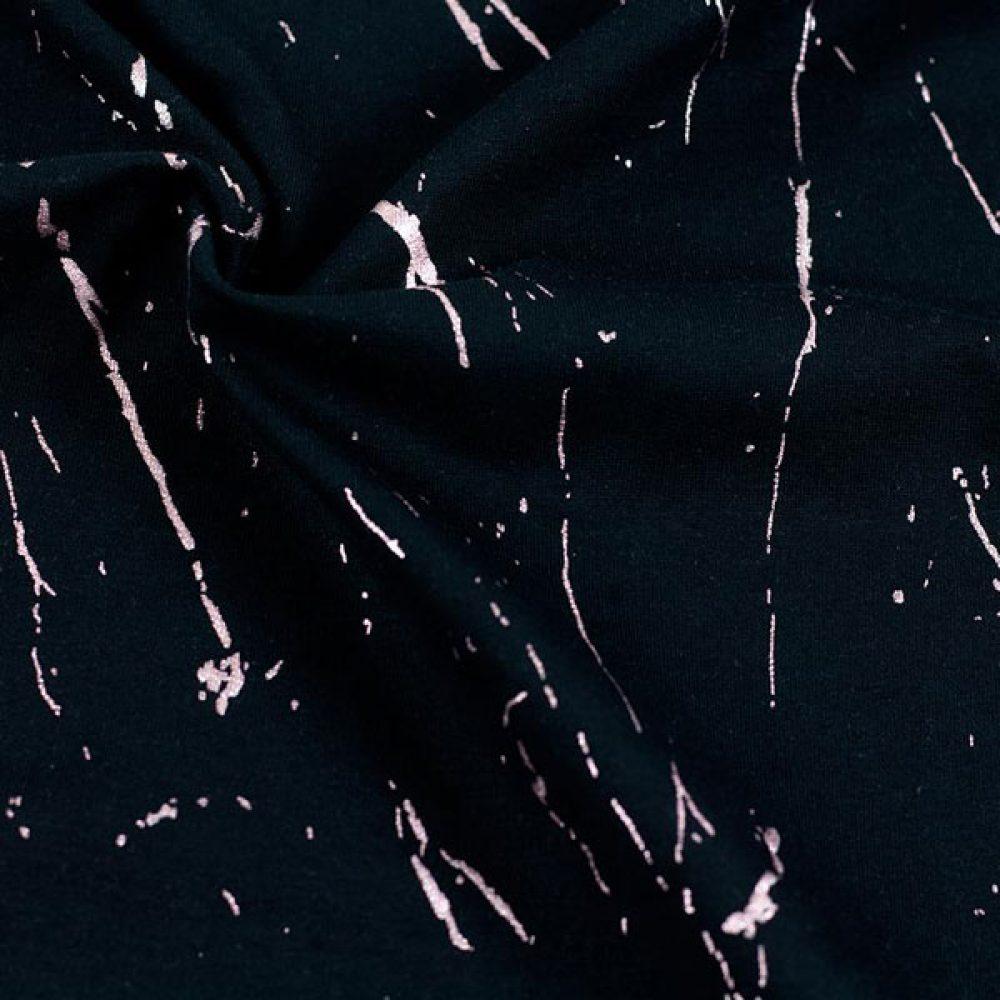 Blue Fabrics Blackslash
