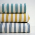 Elvelyckan Design Vertical Stripes Bio Jersey