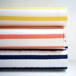 Summer Stripes - Bio Jersey