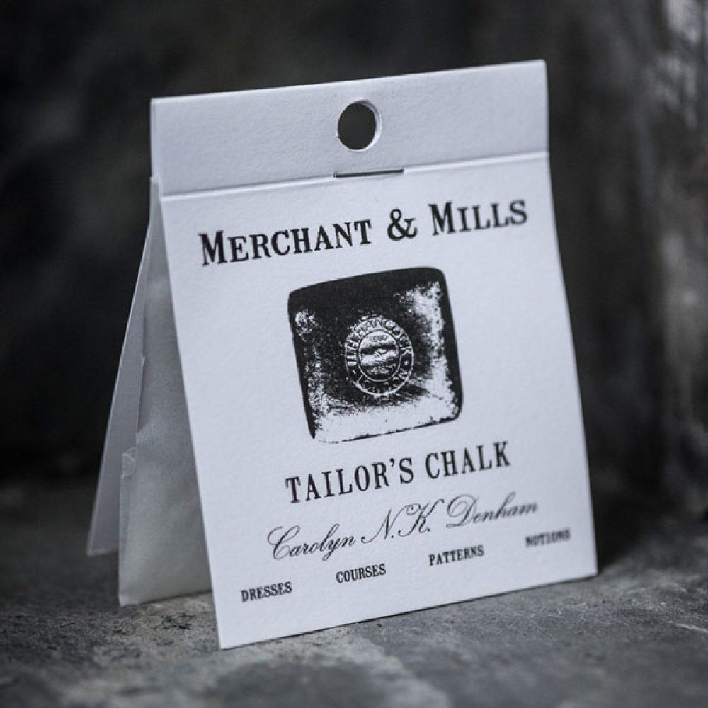 Merchant and Mills Tailors Shalk
