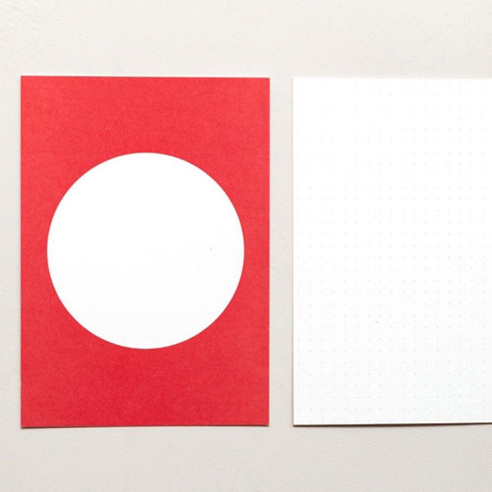 Postkarten Dots - Perlenfischer