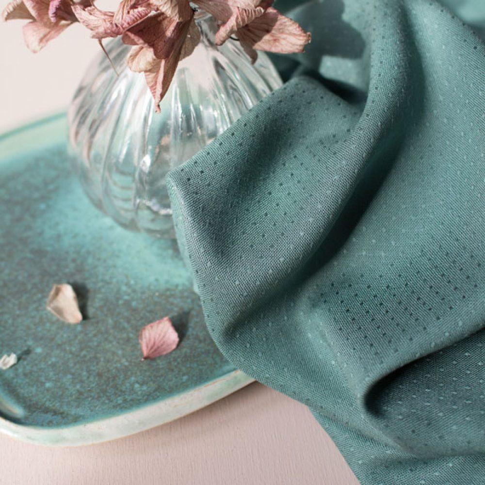 Viskose Dobby - Atelier Brunette