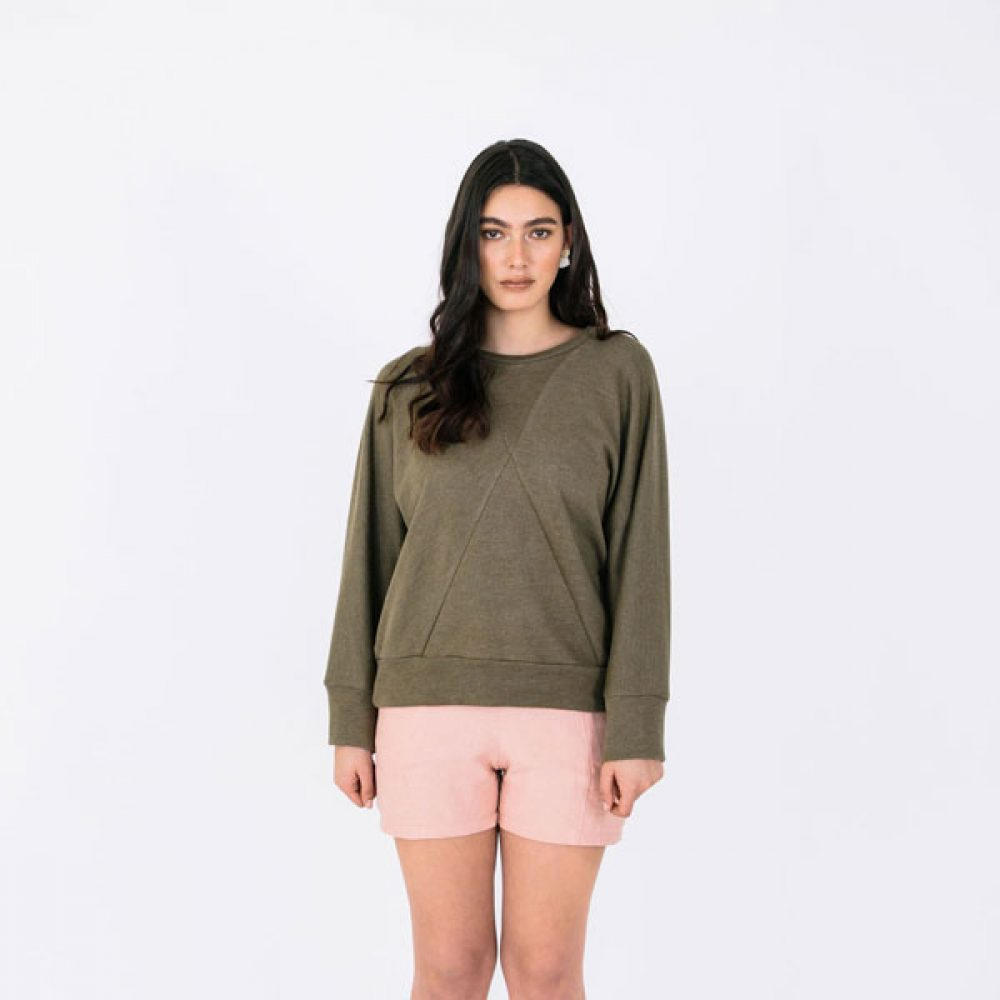 Pinnacle Top/Sweater - Papercut Patterns