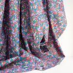 Wiltshire blue Organic Tana Lawn™ Cotton - Liberty Fabrics
