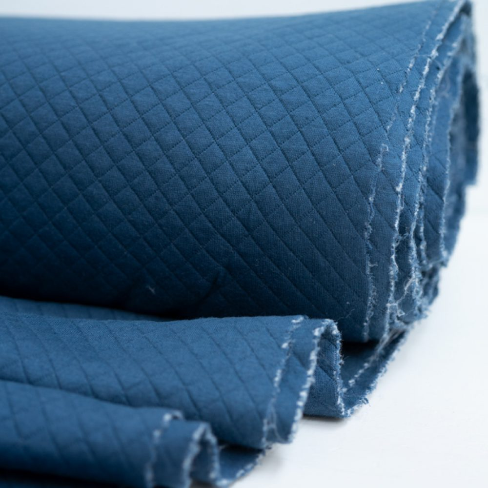 Diamod Quilted Sweat - Fibre Mood