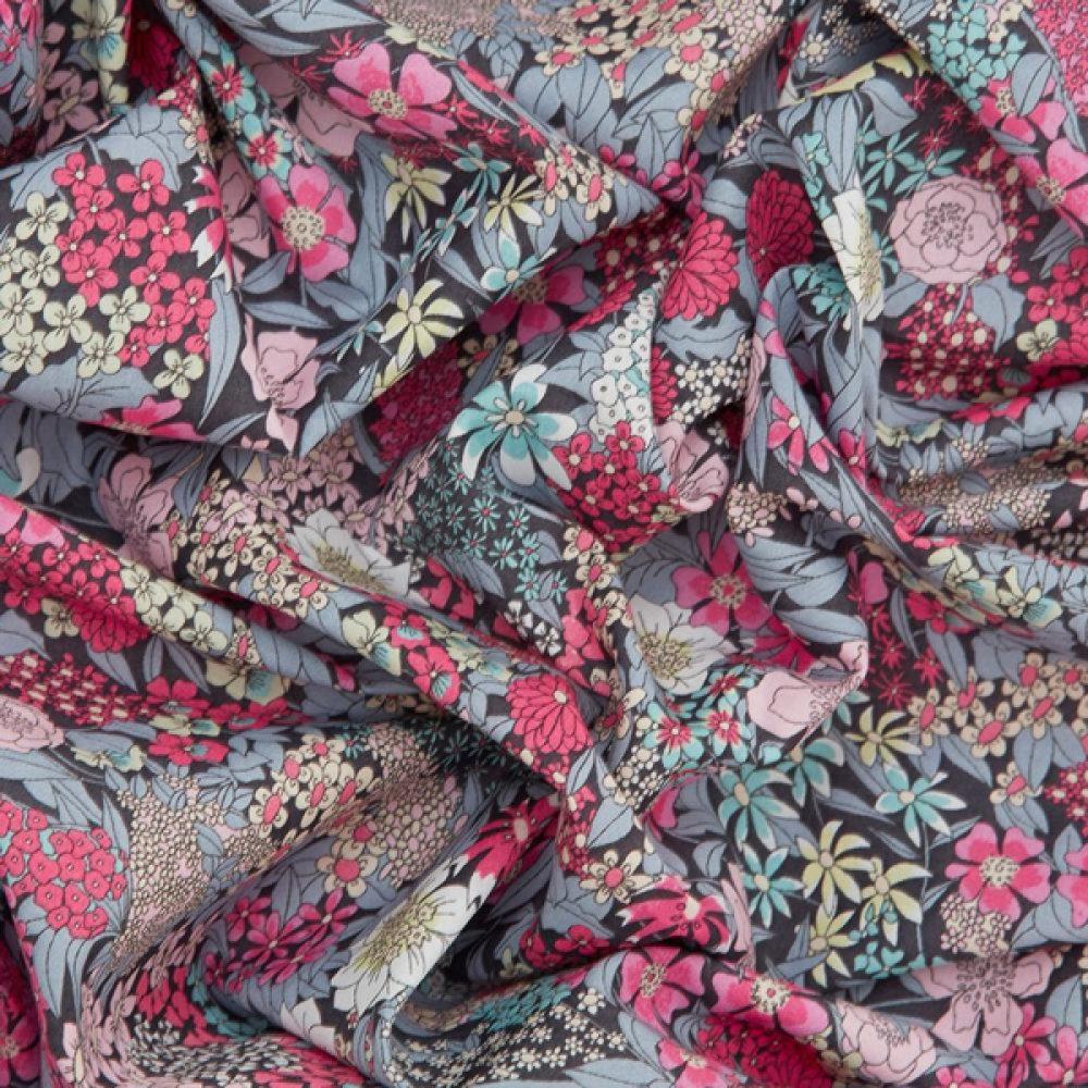 Ciara pink Tana Lawn™ Cotton